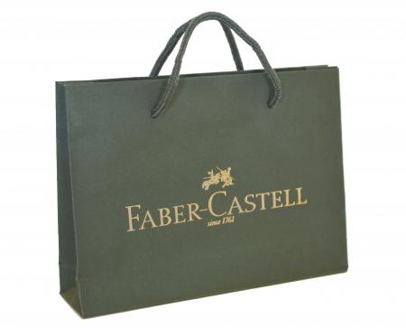 Set Stilou + Pix Ambition Pearwood in Cutie Metal Faber-Castell