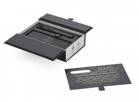 Stilou Parker Premier Royal Monochrome Black BT