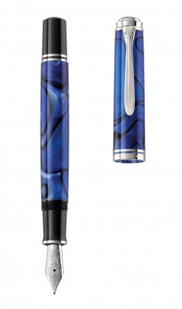 Stilou Souveran M805 Blue Dunes Pelikan5