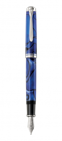 Stilou Souveran M805 Blue Dunes Pelikan4