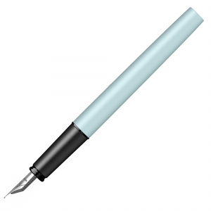 Stilou Waterman Allure PASTEL BLUE CT2