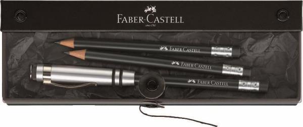 Set Faber-Castell Perfect Pencil Negru Design
