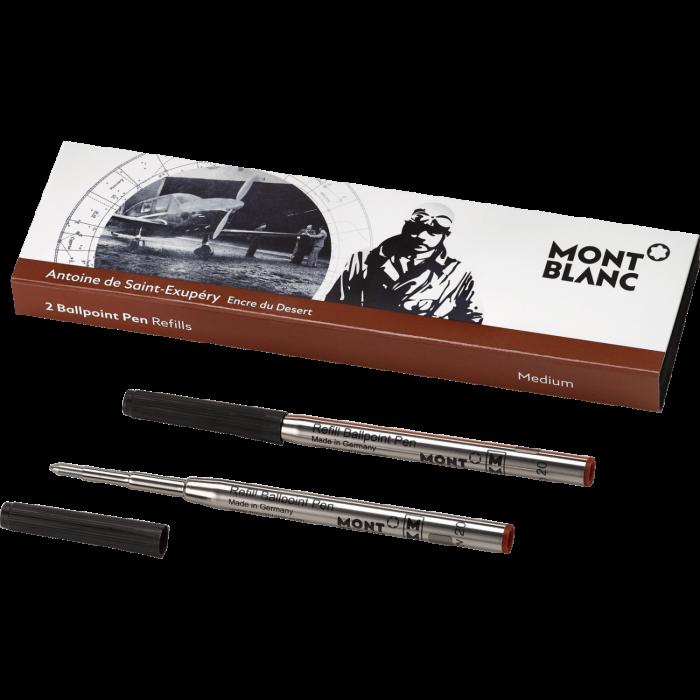 Ballpoint Refills ANTOINE DE SAINT-EXUPÉRY set 2 buc MONTBLANC