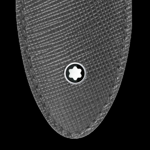 Etui Montblanc Sartorial Pen Sleeve Dark Gray