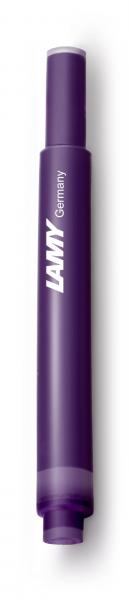Cartuse Cerneala LAMY Giant T10 Violet, set 5 buc