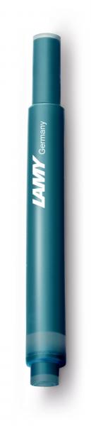 Cartuse Cerneala LAMY Turquoise Giant T10, set 5 buc