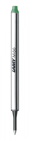 Mina Roller LAMY M66 Green M / 1.0mm