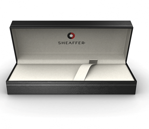 Stilou Sheaffer Sagaris Glossy Black & Chrome GT