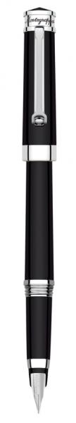 Stilou Parola Solid Black Montegrappa