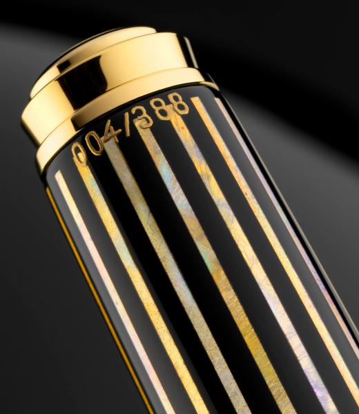 Stilou Pelikan Souveran M800 Raden Royal Gold