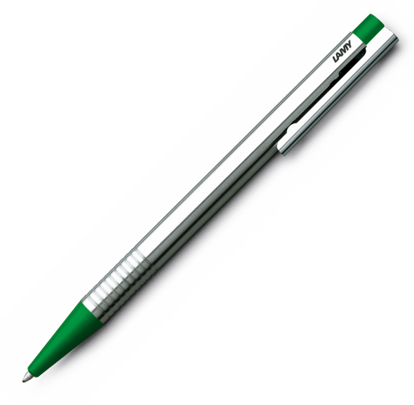 Pix LAMY Logo Stainless Steel / Green