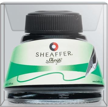 Calimara Cerneala Sheaffer Green 50 ml