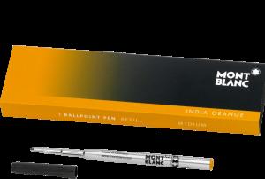 Ballpoint Pen Refill INDIA ORANGE MONTBLANC
