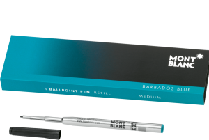 Ballpoint Pen Refill BARBADOS BLUE MONTBLANC
