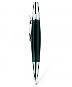 Creion Mecanic 1.4 mm E-Motion Parquet Negru Faber-Castell