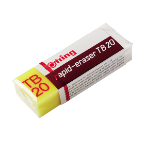 Radiera combinata tus/creion TB 20 ROTRING