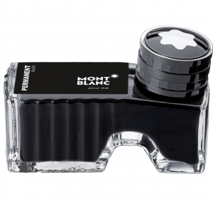Calimara Cerneala MONTBLANC PERMANENT BLACK 60 ml