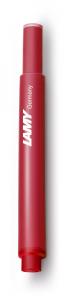 Cartuse Cerneala LAMY Rosu Giant T10, set 5 buc