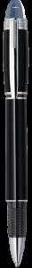 Fineliner MONTBLANC STARWALKER PLATINUM RESIN