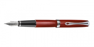 Stilou DIPLOMAT EXCELLENCE A2 SKYLINE RED