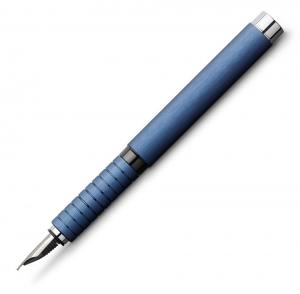 Stilou Essentio Aluminium Blue Faber-Castell