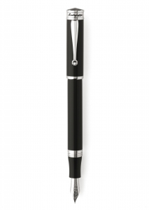 Stilou Ducale Black & Paladium Montegrappa