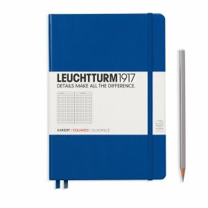 CAIET A5 ARITMETICA COPERTA RIGIDA LEUCHTTURM (17 culori)