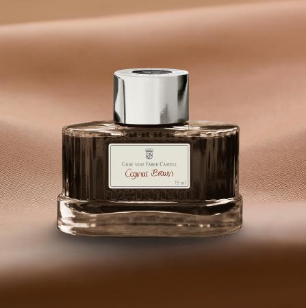 Calimara Cerneala Cognac Brown 75 ml Graf von Faber-Castell