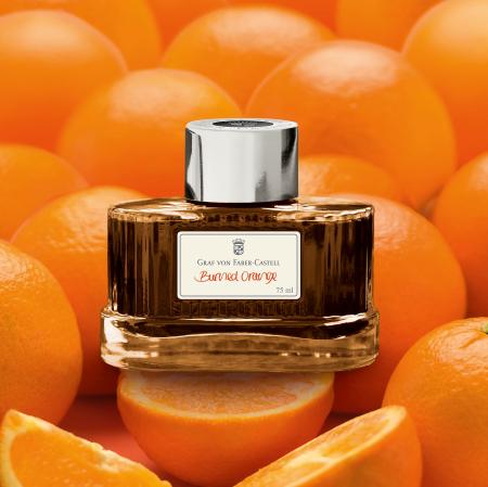 Calimara Cerneala Graf von Faber-Castell Burned Orange 75 ml