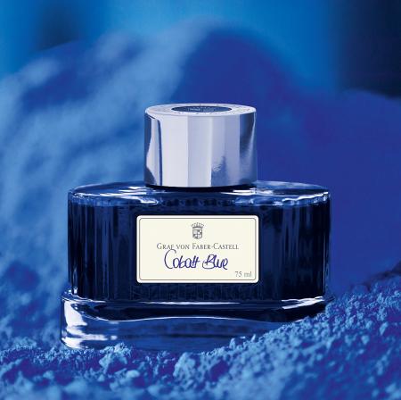 Calimara Cerneala Graf Von Faber-Castell Cobalt Blue 75 ml
