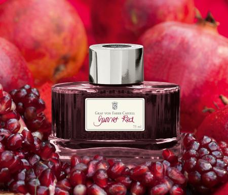 Calimara Cerneala Graf von Faber-Castell Garnet Red 75 ml