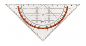 Echer Geometry 45/16 14 cm ROTRING