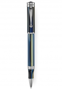 Roller Ducale Murano Blue Montegrappa