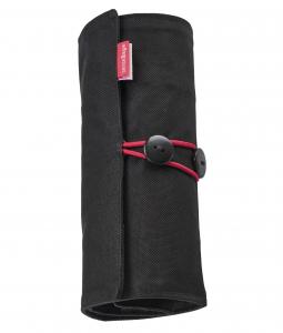 Etui Textil SenseBag Roll-up Negru pt 18 Instrumente de Scris