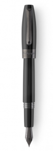 Stilou Fortuna Ruthenium & Black Montegrappa