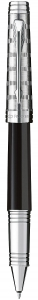 Roller Parker Premier Laque Black Custom Tartan ST