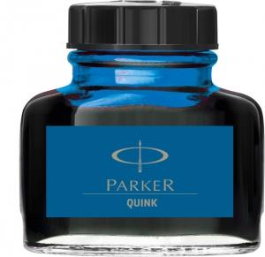 Calimara Cerneala Parker Albastru 57.50 ml Lavabil Quink