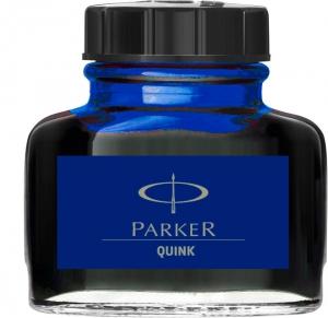 Calimara Cerneala Parker Albastru 57.50 ml Permanent Quink