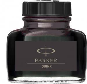 Calimara Cerneala Parker Negru 57.50 ml Permanent Quink