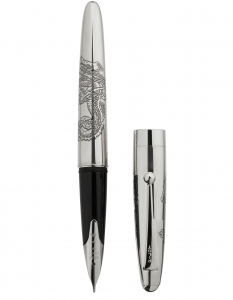 STILOU PILOT SILVER DRAGON