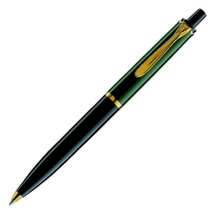 Pix Classic K250 Negru-Verde Pelikan