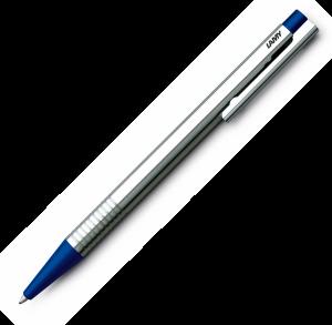 Pix LAMY Logo Stainless Steel / Blue