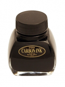 Calimara Cerneala Platinum Pigment Carbon 60ml