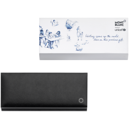 Roller Montblanc Meisterstück UNICEF Solitaire Le Grand