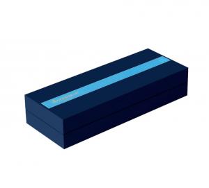 Set Stilou + Pix Waterman Hemisphere Essential Matt Black CT in caseta cadou