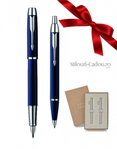 Set Stilou + Pix Parker IM Standard Blue CT
