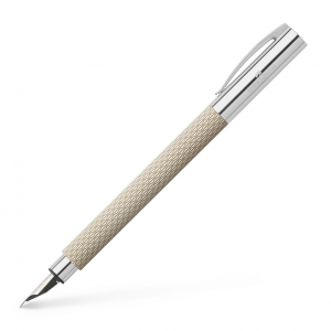 Stilou Ambition OpArt White Sand Faber-Castell