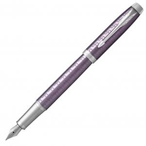 Stilou Parker IM Royal Premium Dark Violet CT