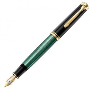 Stilou Souveran M800 Black-Green Pelikan