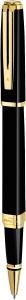 Roller Waterman Exception Slim Black Laquer GT